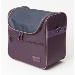 Grooming Bag - Bordeaux