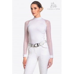 Polo de concours CONTESSA long sleeves