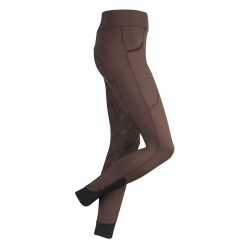Winter Activewear Seamless Pull Ons - Brown