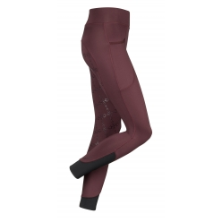 Winter Activewear Seamless Pull Ons - Port