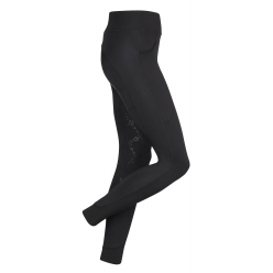 Winter Activewear Seamless Pull Ons - Black